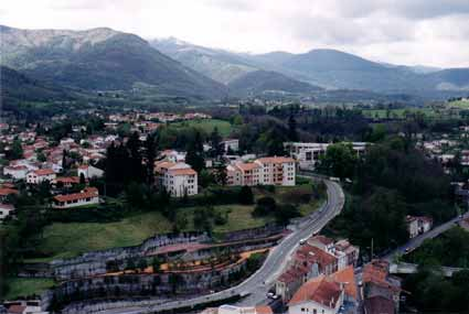 picture of foix france