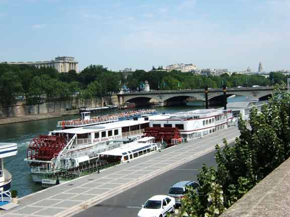 Seine River picture
