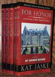 for honor book