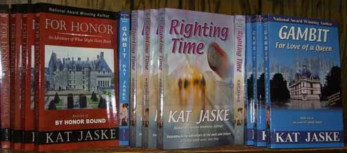 Jaske three musketeer books